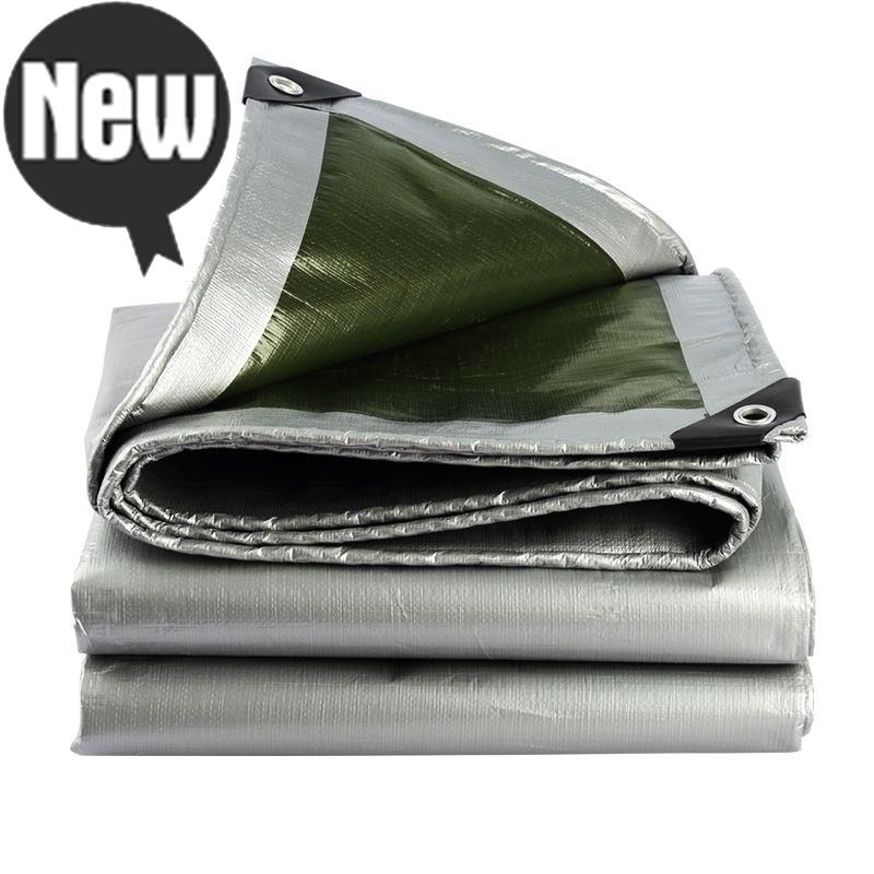 Windproof shade e rain cloth wear-resistant tent cover environmental rain cloth outdoor Shu tarpaulin rain cloth three rain