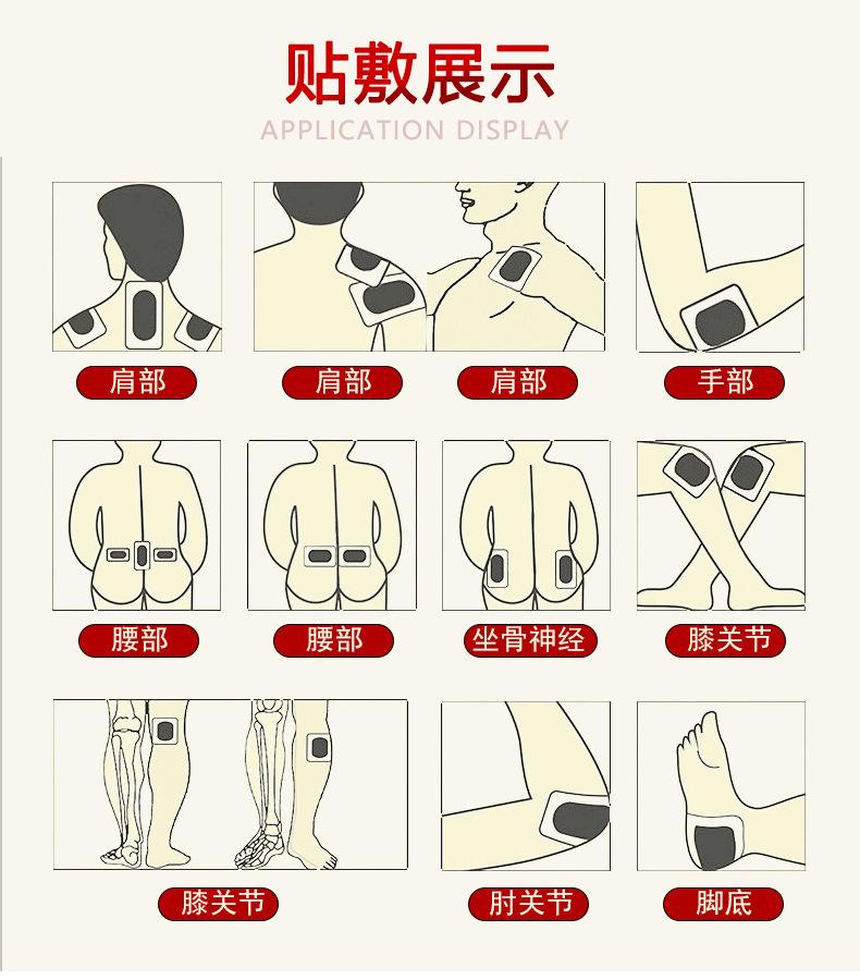【32贴】颈椎腰椎间盘突出万痛筋骨贴