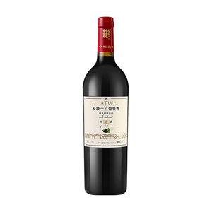 中粮长城葡萄酒 特选6橡木桶解百纳干红红酒