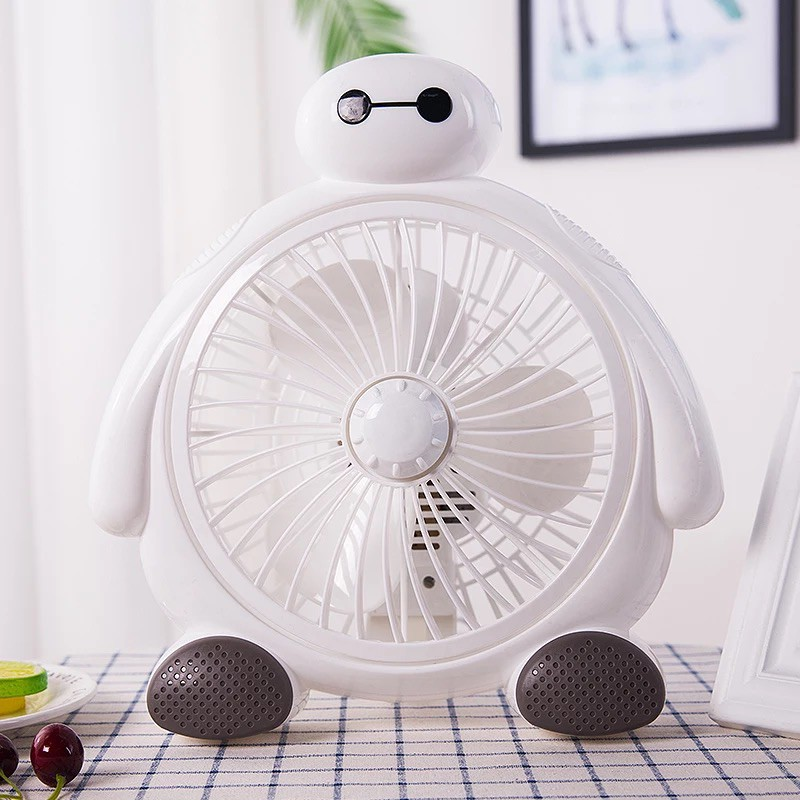 。 Small 檯 card fan on the table electric cute blowing children's bedroom牀 head small fan 牀 used