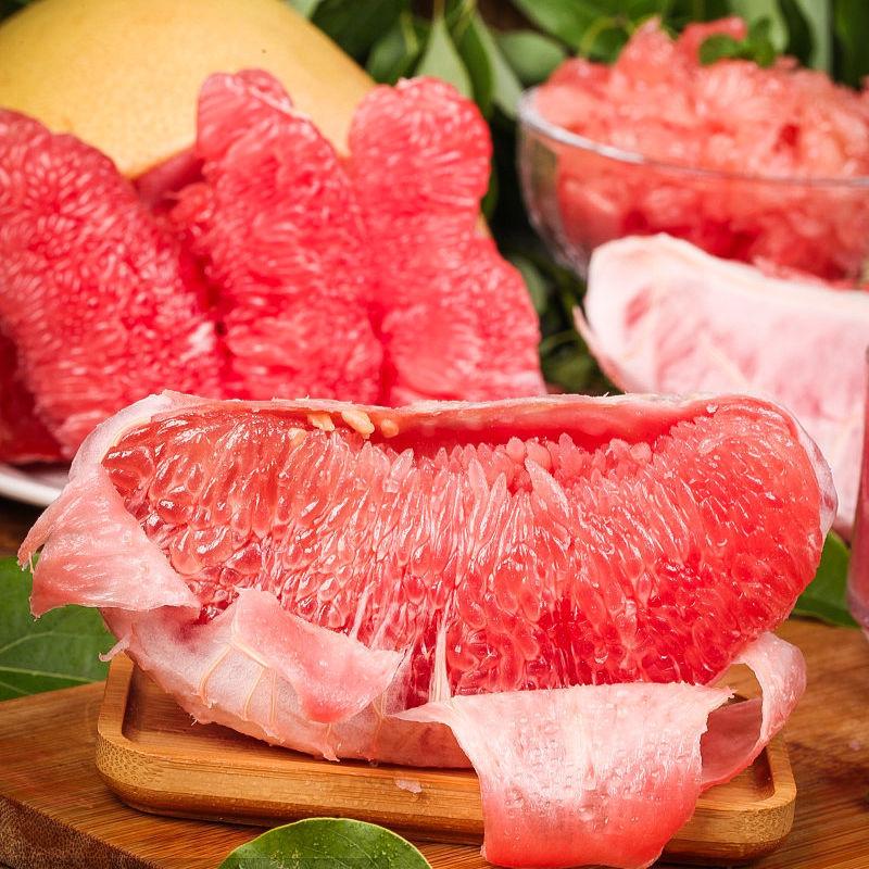 当季整箱红肉蜜柚5斤