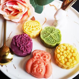 【糕叔】手工綠豆冰糕低糖休閑點心