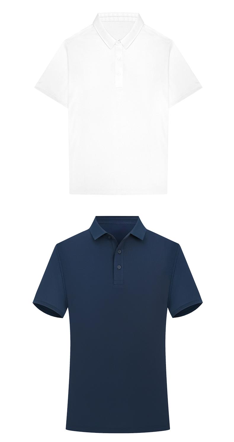 际华 部队供应商 男士POLO衫 60支长绒棉 图10
