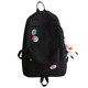 Schoolbag for female college students backpacks for junior high school students with large capacity for high Korean edition of Harajuku Ulzzang backpacks for men