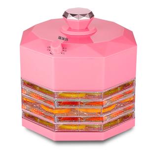 福瑞特小型食品烘干機干果機家用水果蔬菜溶豆寵物肉類食物風干機