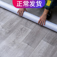 Floor leather, cement floor, thickened, wear-resistant and waterproof, domestic ins net red sticker, PVC simulation carpet, direct floor adhesive