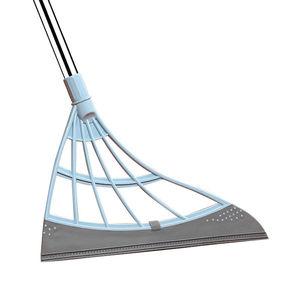 扫帚魔术扫把神器一拖净拖把浴室扫刮水瓷砖刮水器软胶不粘发家用