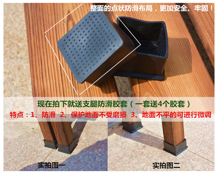 Indoor and is suing balcony more single flower pot base assembly solid carbide flower foot who anticorrosion