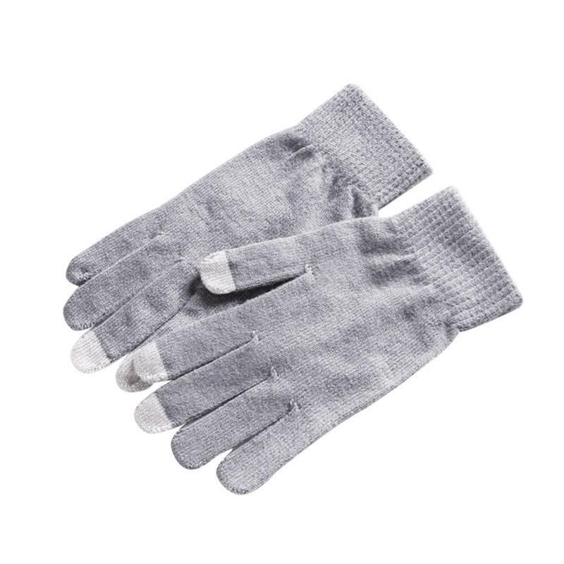 冬季加绒a超薄打游戏女超薄手套款骑行可触屏男士触摸屏五指