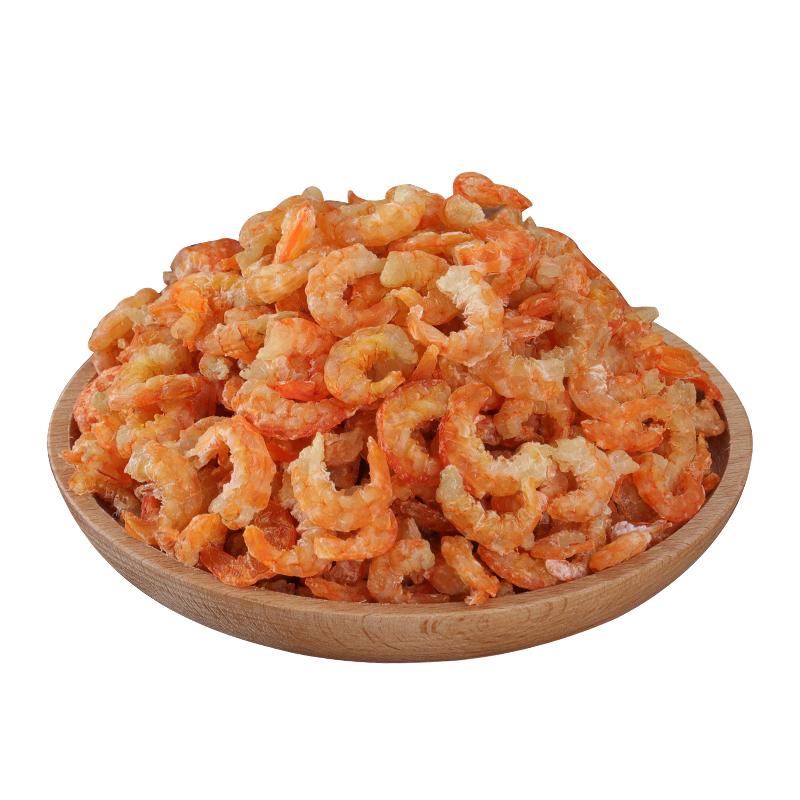 港纯 天然野生舟山金钩海米250g 即食小虾米虾仁虾皮海鲜水产干货