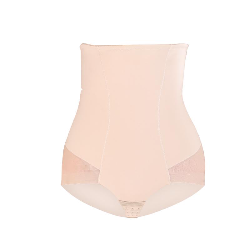 高弹舒适维塑产后高腰提臀收腹内裤3D立体裁剪