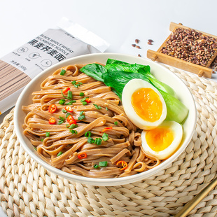 [0 fat] buckwheat noodles zero fat meal fitness noodles delicious not fat