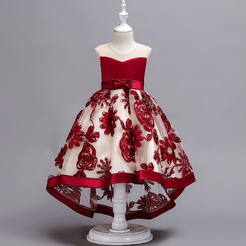 夏季超洋气网红女童装连衣裙满88元可用10元优惠券