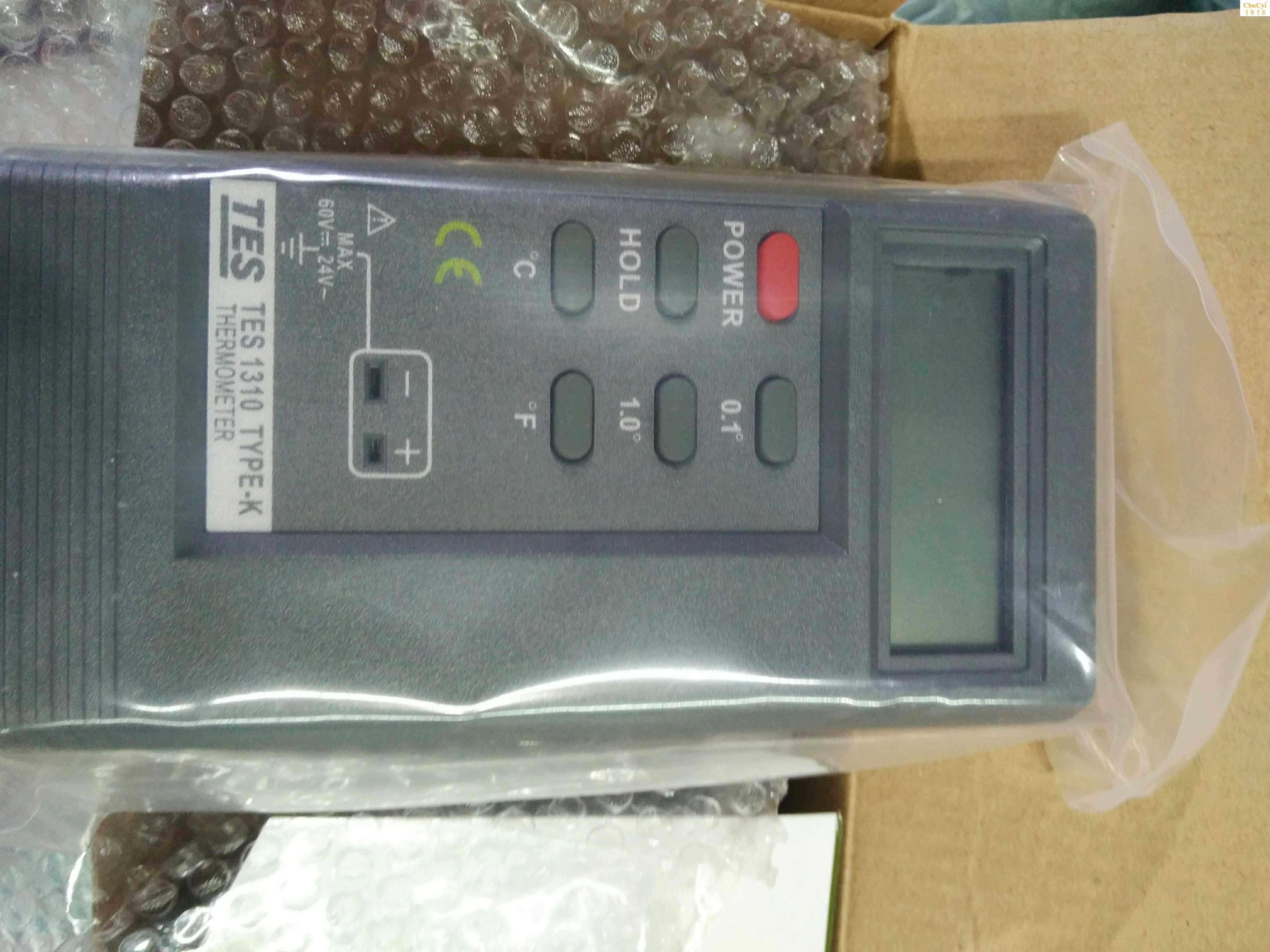 数字测温仪仪器仪表台湾台仕TES-1310