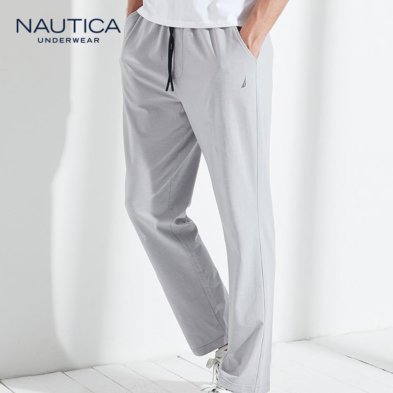Nautica 诺帝卡 系带抽绳 男式长裤 天猫优惠券折后¥119包邮(¥199-80)3色可选