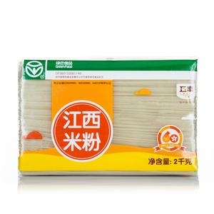 五丰江西米粉2kg米线南昌米粉4斤包邮桂林米粉螺蛳粉圆粉纯米米粉