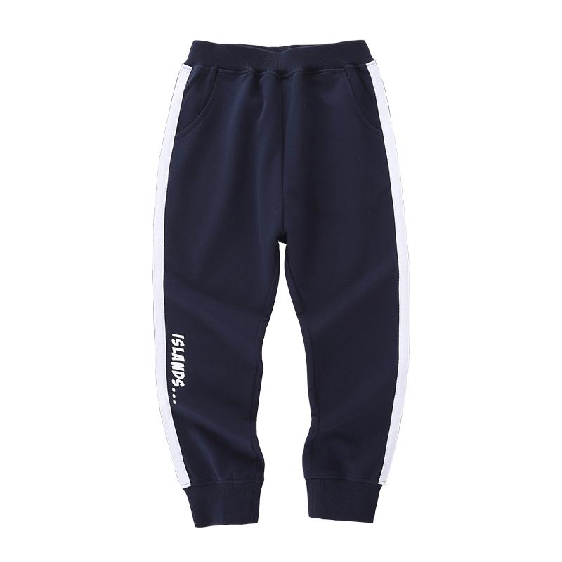 热销139件有赠品男童秋季纯棉长裤运动休闲裤子