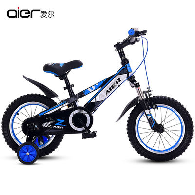 Aier Children S Bicycle 2 3 4 6 7 8 Years Old Boy Girl 14 16 18 Inch