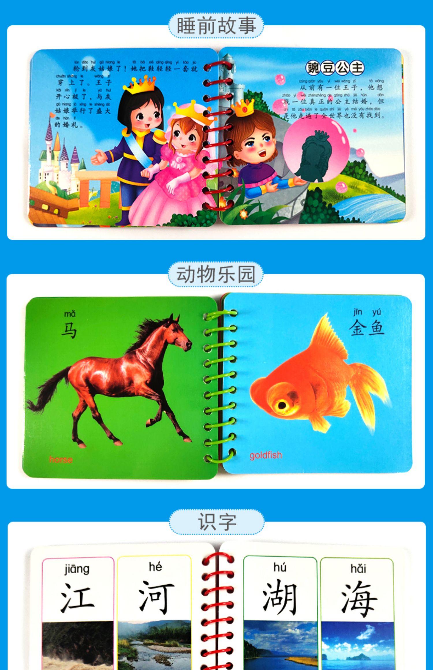 【10本】儿童启蒙识字早教书 19