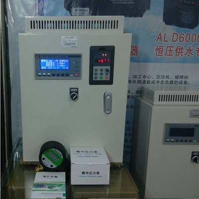 No negative pressure constant pressure water supply frequency conversion control cabinet plc drainage equipment controller water pump 2.2-7.5-11-15kw