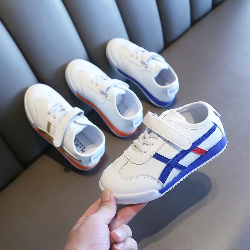 2儿童3小孩穿4男孩小白鞋子5男童6女孩皮面7透气8运动板鞋9夏十岁
