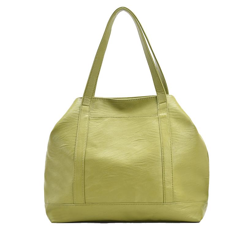 质感包包女大容量2021新款潮时尚大气网红学生上课通勤单肩托特包