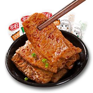 多旺手撕素肉豆干大牛排辣条