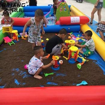 Толстая цвет радуга ворота газированный песок аккумулятор близко ребенок игрушка морской мяч бассейн кассия песок люкс с бассейном рыбалка бассейн, цена 1473 руб
