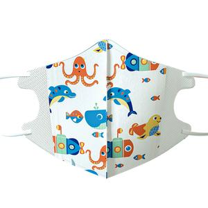 超值!婴幼儿童3D立体防护口罩6只