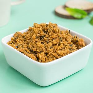 饥饿战神肉松海苔碎芝麻寿司肉松烘焙专用牛肉豆粉松原味酥脆肉松