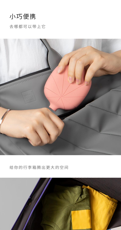 URBAN FOREST充气颈枕u型枕