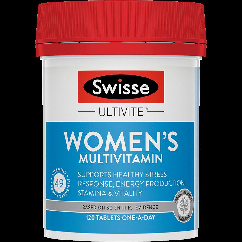 Swisse斯维诗女士复合维生素120片