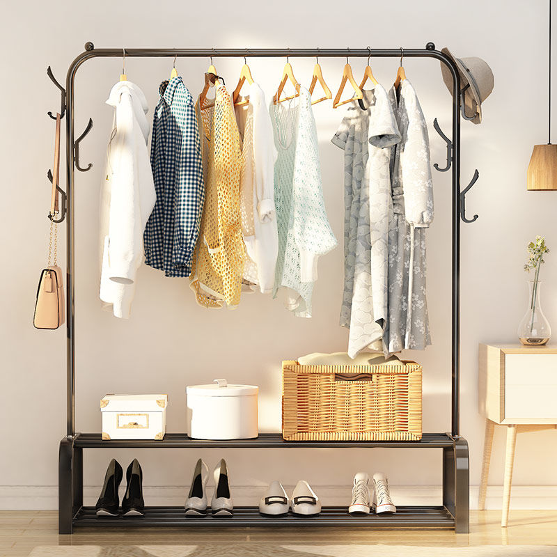 厨房置物架卧室壁挂式床头收纳挂篮床边挂钩挂件收纳架橱柜下挂架