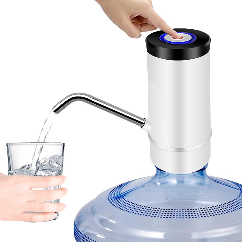 桶装水抽水器家用手压式饮水机矿泉水大桶电动上水器纯净水桶自动