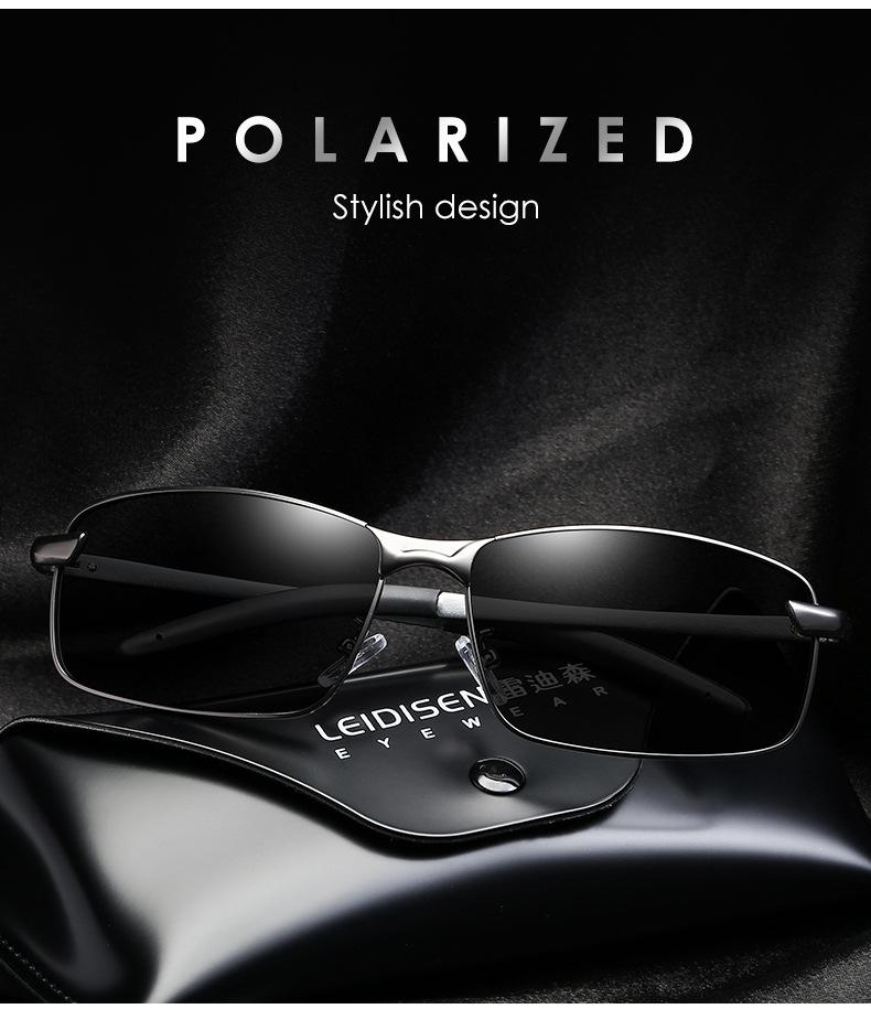 中國代購 中國批發-ibuy99 2020年新款铝镁经典日夜偏光镜驾驶眼镜墨镜男士夜视太阳镜3043A