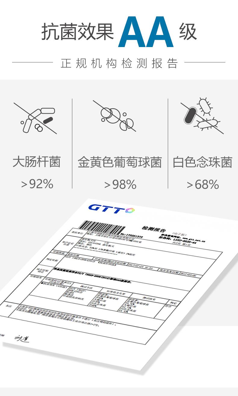 中国航天内衣供应商 康纶航天 AAA抗菌防臭袜 5双 图10