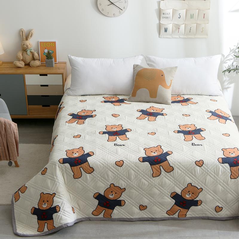 吉姆图夹棉加厚床单