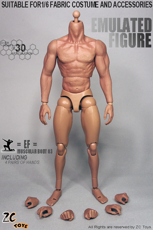 1//6 Scale Men/'s White Sports Socks Body Accessory 12/'/' Strong Muscle Action Body