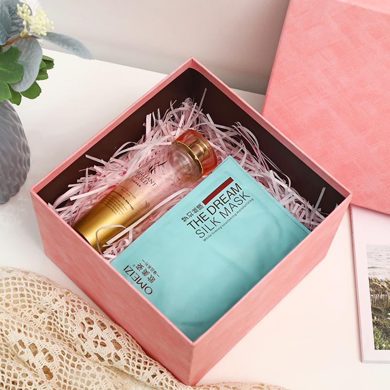 正方形礼物盒大号婚庆新年礼盒特大包装盒礼品盒伴手礼盒空盒生日