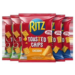 【拍三件】Ritz乐之薯片饼干135g