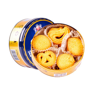 Malaysia imports GPR butter cookies