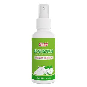 防臭鞋袜除臭剂100ml+净味粉60g