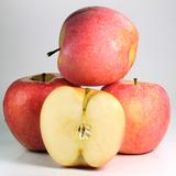 新鮮紅蘋果帶箱10斤劵后22.8元包郵