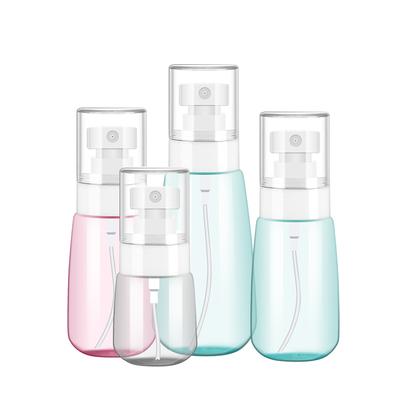 爽肤水喷雾瓶子化妆补水便携脸部小喷壶空瓶分装消毒酒精喷瓶细雾