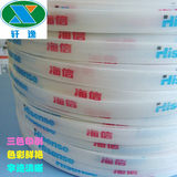 Flexible polyester fibers of high strength composite polyester strap packed bandwidth of 13 16MM19MM 25MM32MM