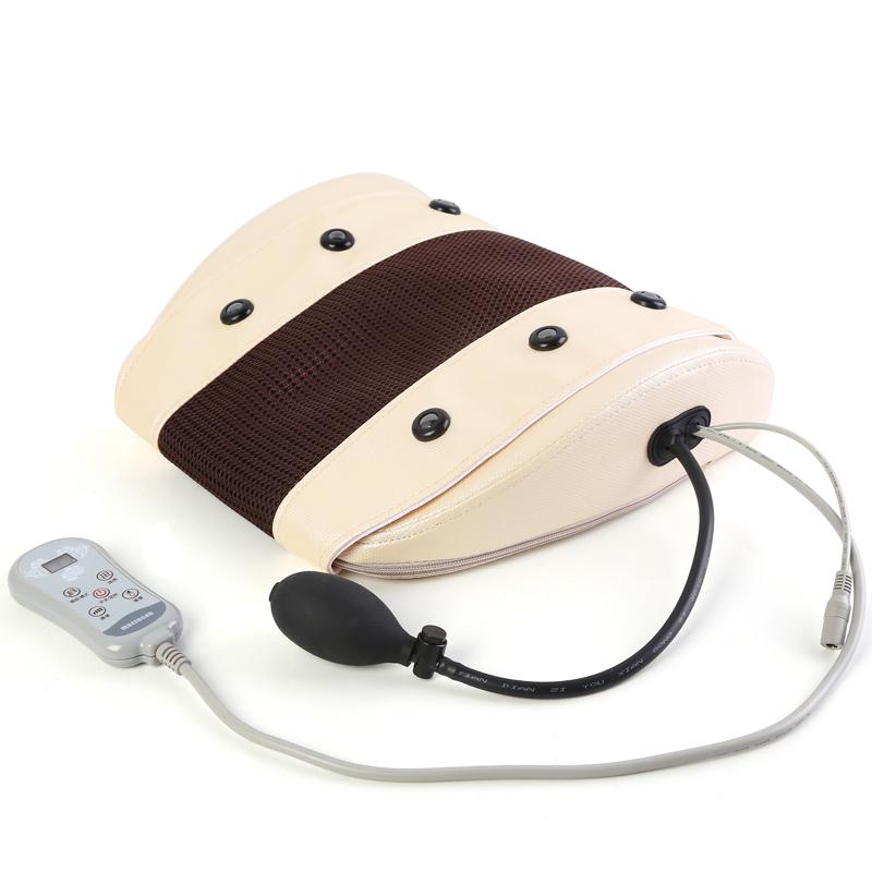 腰椎按摩器腰部背部脊椎腰疼腰痛理疗电动家用矫正牵引腰间盘仪器