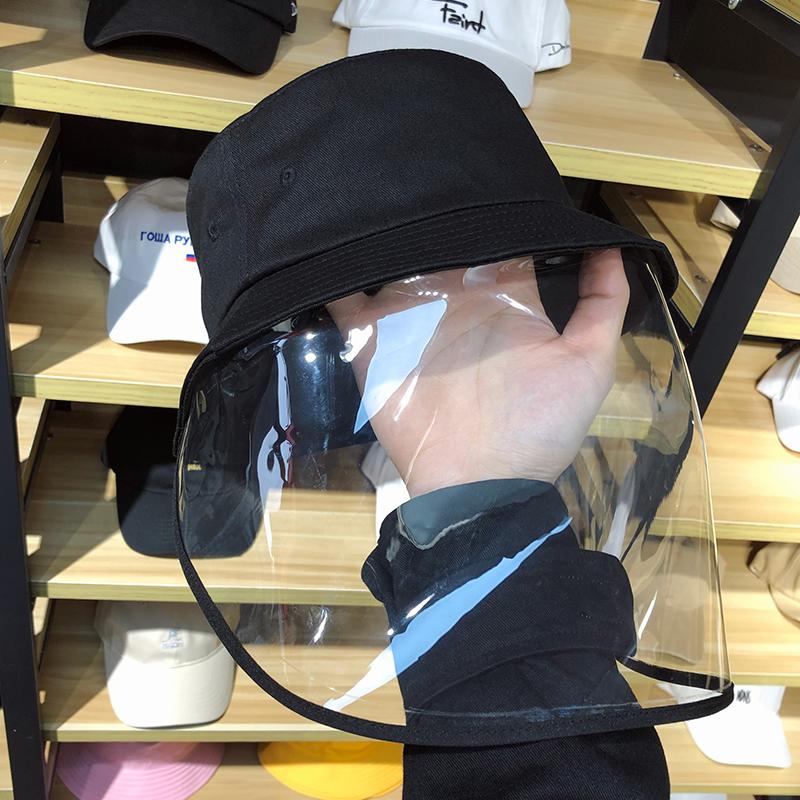 韩国进口儿童防飞沫防病毒渔夫帽