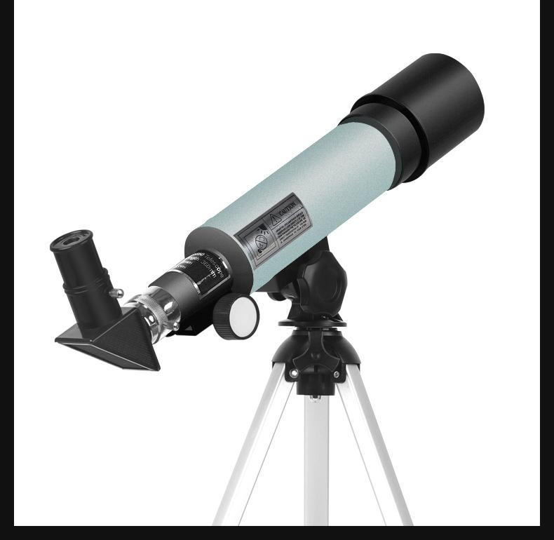 99元 博厦天文望远镜入门级观星观天高倍高清深空太空儿童小学生望眼镜插图(18)