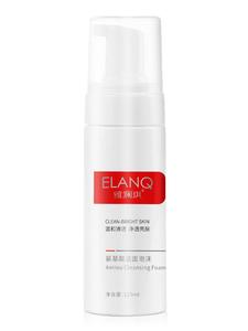 雅瀾琪潔面泡沫慕斯氨基酸洗面奶深層清潔毛孔除螨控油男女潔面乳