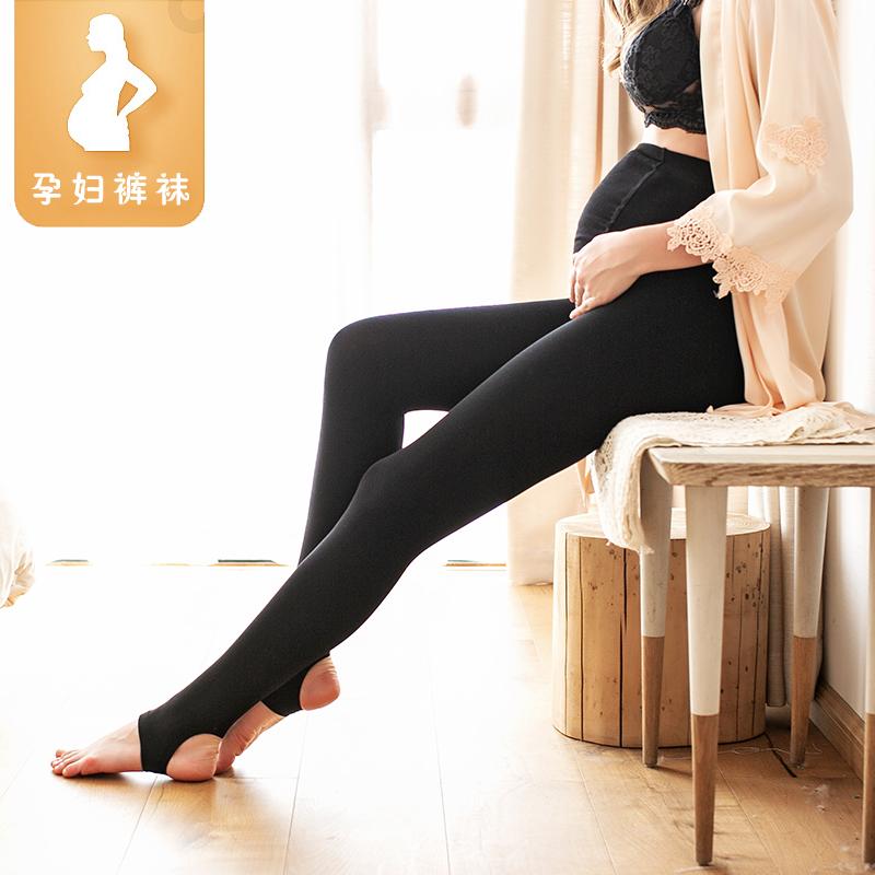 孕妇丝袜打底袜薄款春秋光腿神器袜子打底裤